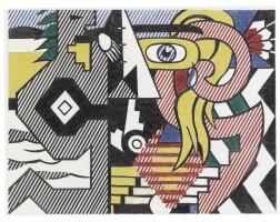 37. Roy Lichtenstein