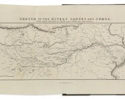 35. forrest, charles ramus,lieutenant colonel. 'apicturesquetouralongtherivergangesand jumna, in india'. london: r. ackermann, 1824