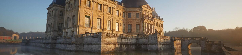 Exterior View, Chateau de Vaux-le-Vicomte