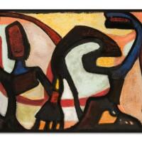 135. jean-michel atlan | untitled