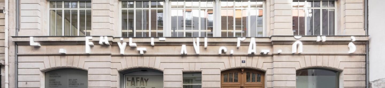 Lafayette Anticipations, Fondation d'entreprise Galeries Lafayette