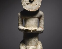112. ancestor figure, southern new ireland