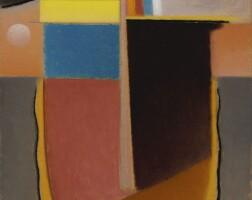 7. 亞力瑟·馮·亞爾倫斯基 | 《抽象頭像:清醒》