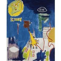 46. Jean-Michel Basquiat