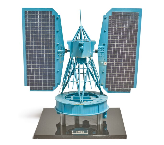 These Models Chart The Evolution Of The Space Race Space