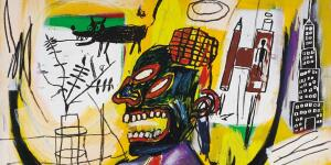 Explaining the Explosion of Iconography in Basquiat's 'Pyro'