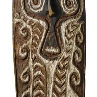 45. gope spirit board,papuan gulf, papua new guinea  