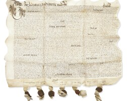 202. burghley, lord, russell, lady elizabeth, and other elizabethan courtiers