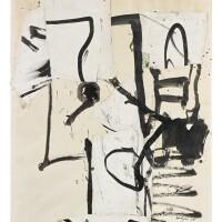 14. grace hartigan (1922 - 2008) | the door, 1958