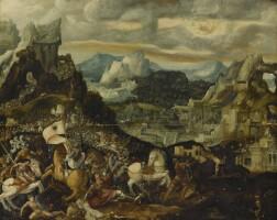 2. 十六世紀中期荷蘭畫派