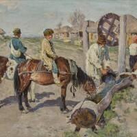 34. Sergei Arsenievich Vinogradov