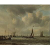 38. Willem van de Velde the Younger