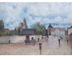 8. Alfred Sisley