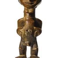 171. songye male power figure, democratic republic of the congo