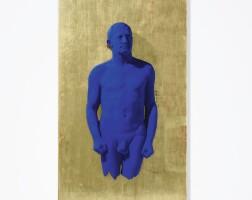 40. Yves Klein