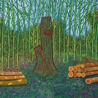 5. David Hockney