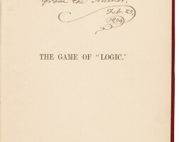 "30. Charles Lutwidge Dodgson [""Lewis Carroll""]"