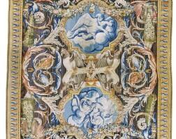 9. a louis xiv savonnerie carpet