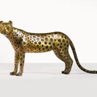 2. françois-xavier lalanne | guépard (tête tournée)