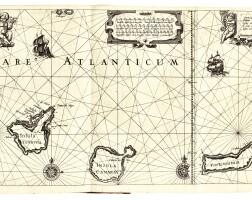 43. blaeu. le flambeau de la navigation. 1620.