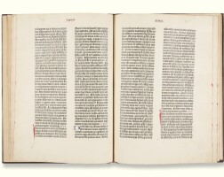1. bible. latin.(gutenberg bible: book of esther).
