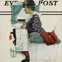 9. Norman Rockwell