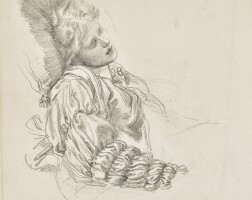 4. Attributed to George Frederic Watts, O.M., R.A.