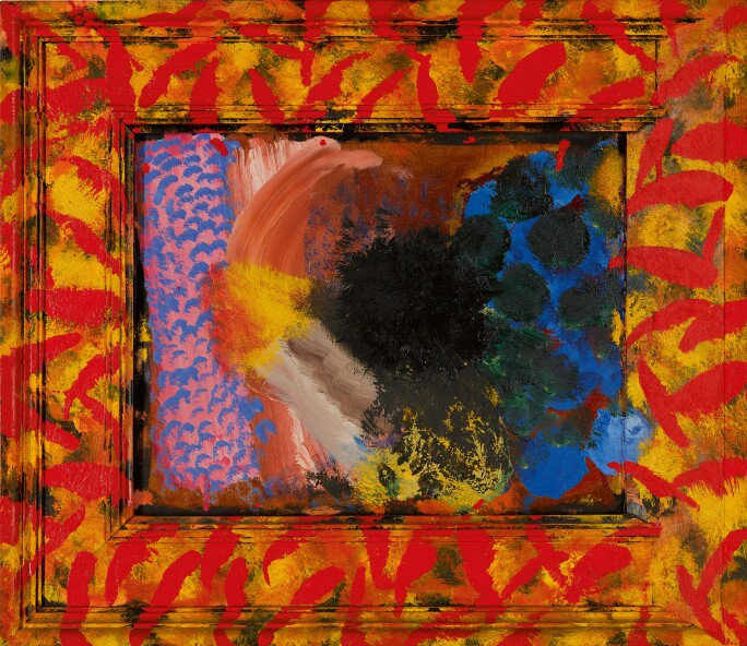Howard Hodgkin, Counting the Days