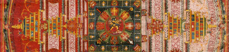 Tibet's Wheel of Time, the Kalachakra Mandala | Indian