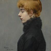 455. Charles Maurin