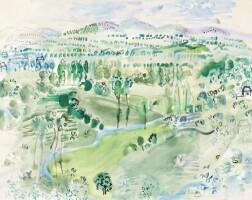 116. Raoul Dufy