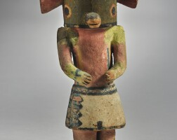 1. hopi kachina figure, arizona, united states of america