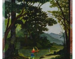 163. josé gamarra (b.1934) | untitled