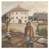 148. alfred kubin | bauernhof (the farm)
