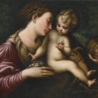 164. Girolamo Francesco Maria Mazzola, called Parmigianino