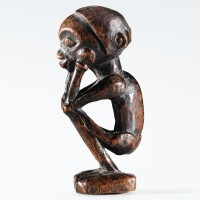 102. statue, luluwa, république démocratique du congo  
