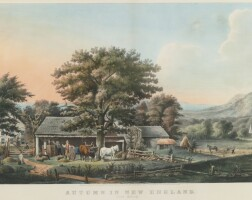 734. Currier & Ives (Publishers)