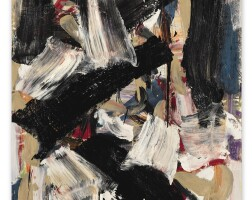 120. jean-paul riopelle | untitled