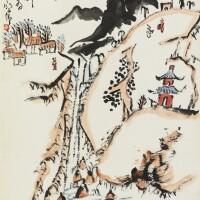 723. 丁衍庸 1902-1978
