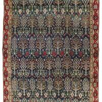 311. an agra carpet, north india |