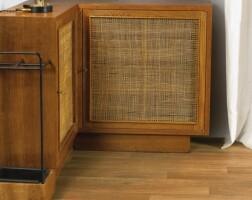 8. jean royère | corner cabinet, circa 1949