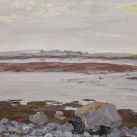 32. jack b. yeats, r.h.a.   seals, tawin (county galway)