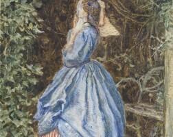 3. Sir John Everett Millais, P.R.A.