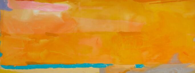 Helen Frankenthaler, Royal Fireworks