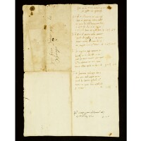 12. a collection of notarial documents, in latin and italian, on paper and vellum