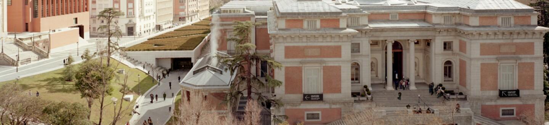 Exterior View, Museo Nacional del Prado
