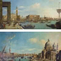 28. Ecole Vénitienne du XIXe siècle, suiveur de Canaletto