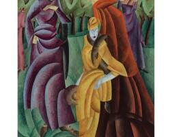 22. Lyonel Feininger