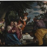 17. Paolo Caliari, called Paolo Veronese