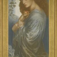 8. Dante Gabriel Rossetti